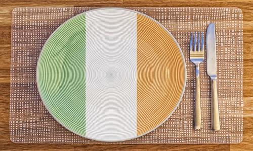 Invertir en el área gastronómica de Irlanda