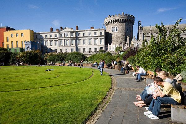 Lugares turísticos en Dublín   Top 5 de los sitios más visitados