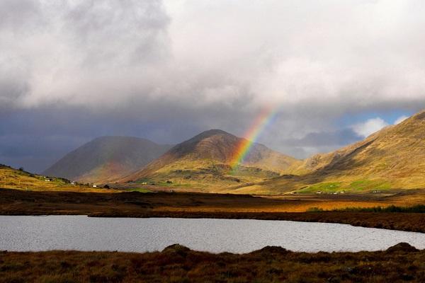 ¿Por qué llueve siempre en Irlanda? ¿Los motivos?