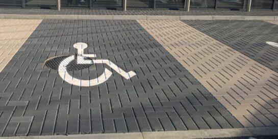 Aparcamiento para discapacitados en Irlanda: Accesibilidad en Irlanda