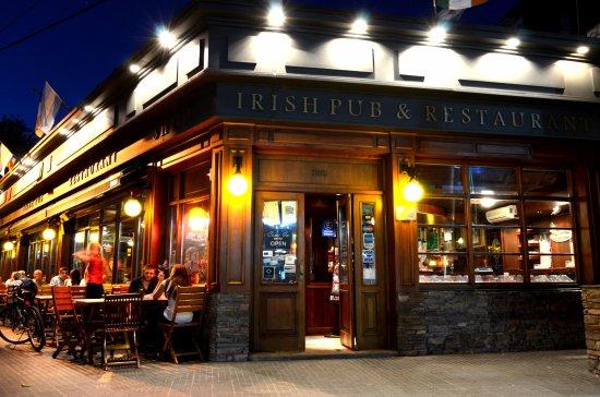 Diez excelentes restaurantes irlandeses que deberías probar